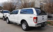 Hard Top Ford Ranger super Cab Carryboy vitré
